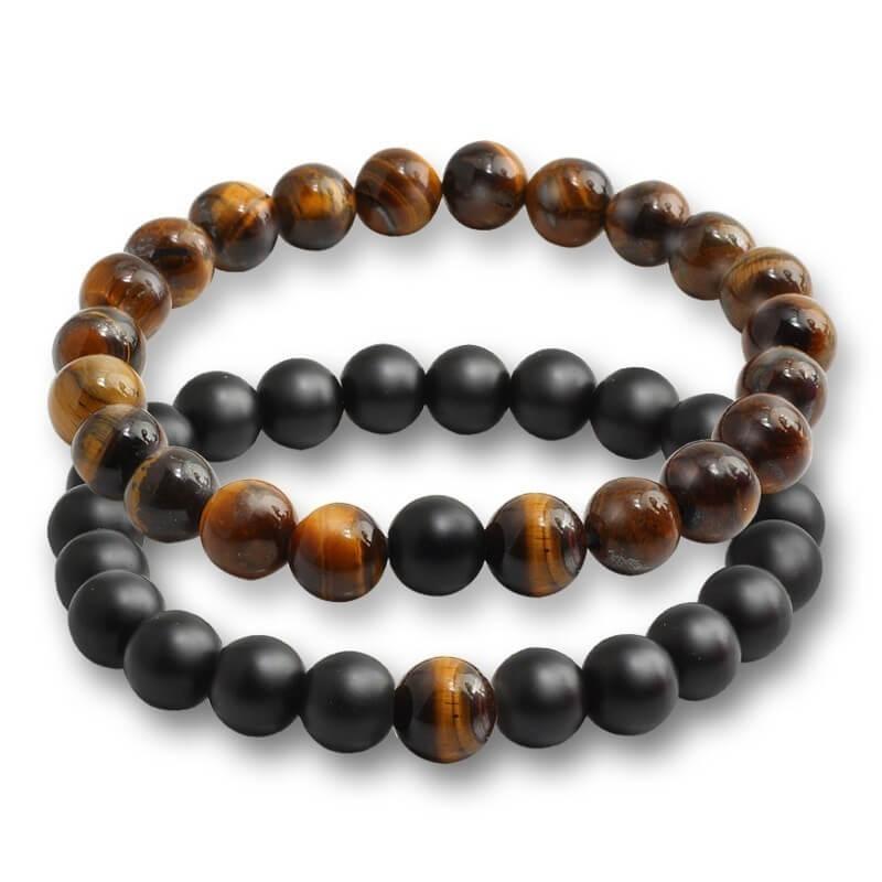 2-piece-natural-stone-bracelet-set-for-couples