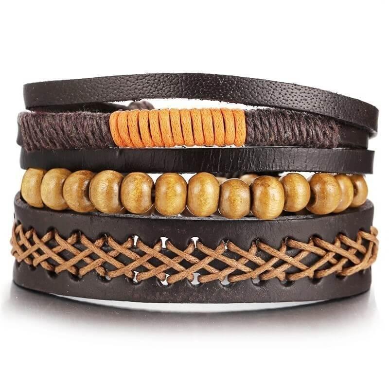 3-piece-bracelet-set-in-brown-orange-tones-brown-orange