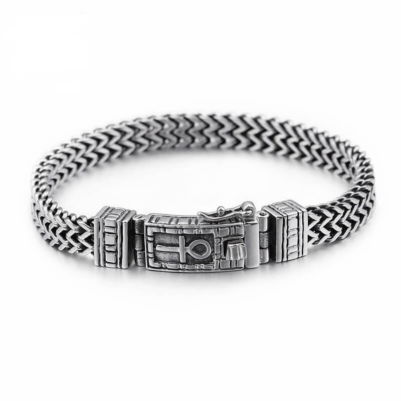 men-s-stainless-steel-bracelet-with-egyptian-ankh-symbol