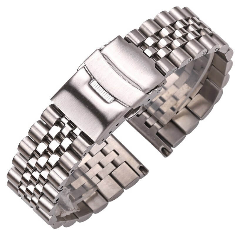two-tone-finish-solid-316l-stainless-steel-watch-band